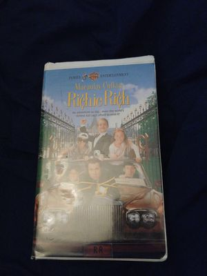 Richie Rich VHS for Sale in Hollywood, FL