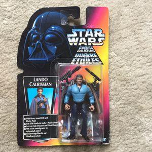 Vintage Collectible Star Wars toy- Lando Calrissian for Sale in Vancouver, WA