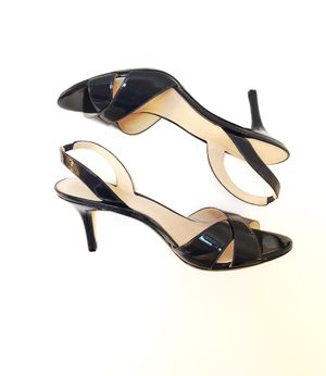 New Size 10 Calvin Klein Navy Lucette Sling Back Heels for Sale in Richmond, VA