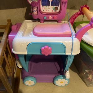 Doc Mcstuffins Cart for Sale in Clarence, NY