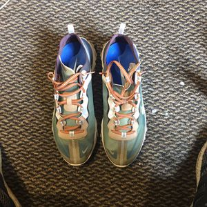 Nike React Element 87 Green Mist, size 11 for Sale in Denver, CO