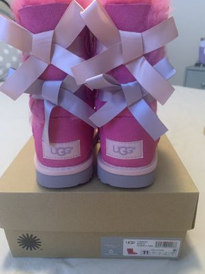 Little girls UGG boots for Sale in Plainfield, IL