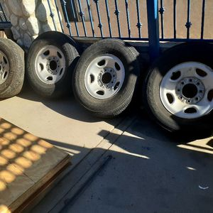 Tires And Rim for Sale in Riverside, CA