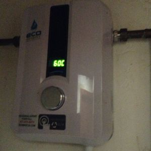 Eco Smart Tankless Water Heater for Sale in Miami, FL