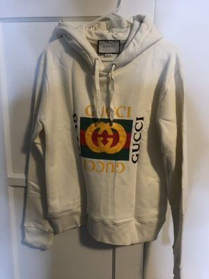 Gucci Logo Hoodie AUTHENTIC for Sale in West Hollywood, CA