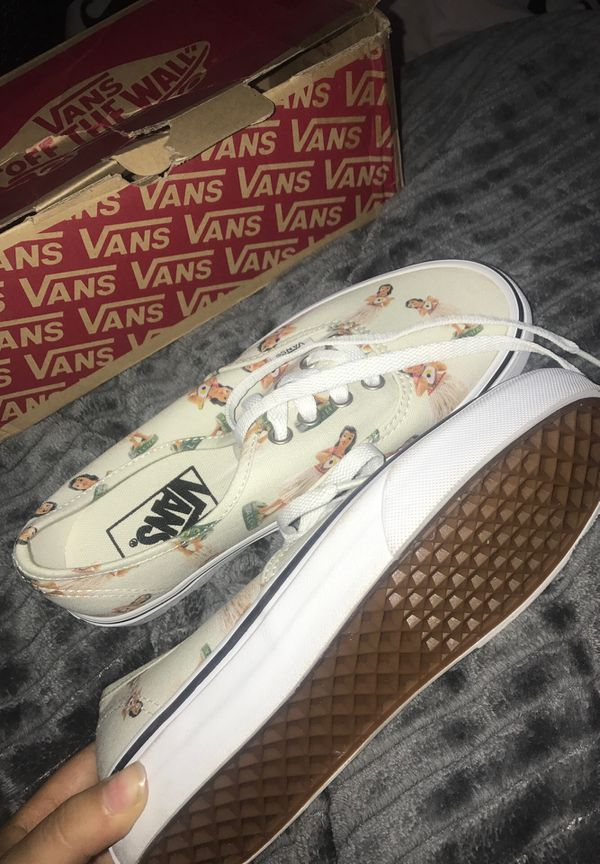 527447f25fc BRAND NEW HULA GIRL VANS for Sale in Murrieta