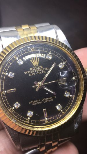 Silver/ Gold watch for Sale in Henderson, NV