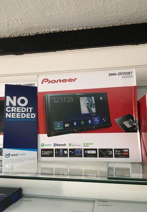 Pioneer DMH-Z5150BT RDS AV RECEIVER for Sale in Hawthorne, CA
