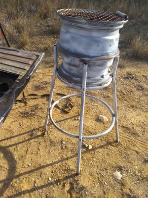 Homemade BBQ Pit heavy duty for Sale in Laredo, TX