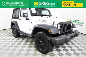 2015 Jeep Wrangler for Sale in Doral, FL