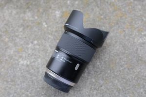 Tamron SP 35mm f1.4 for Canon for Sale in Seattle, WA
