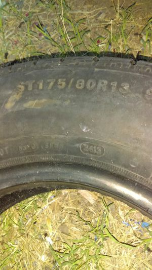 Trailer tire 13 inch for Sale in Henderson, NV
