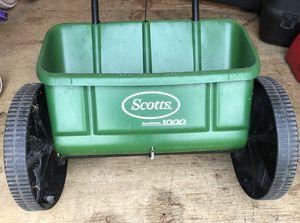 Scotts spreader for Sale in Nottingham, MD