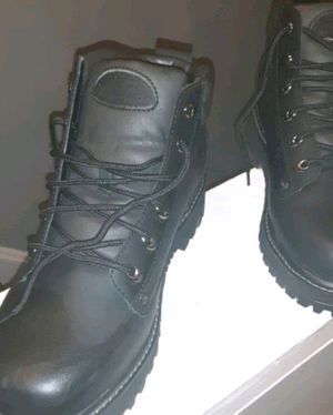 Mens 13/wide work boots for Sale in Covington, KY