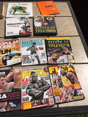Large collection of books and magazines for Sale in Montgomery, AL