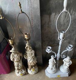 Vintage Lamps for Sale in Kilgore,  TX