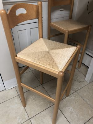 2 bar stools for Sale in Washington, DC
