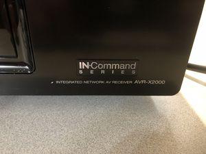 Denon Surround sound AV receiver for Sale in Tampa, FL