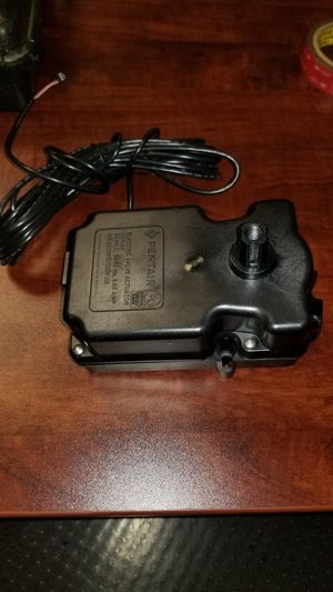 Pentair 180 degree, 3 port actuator for pool or spa for Sale in Santa Ana, CA