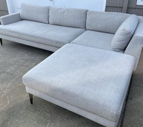 West Elm Andes Sectional for Sale in Canby,  OR
