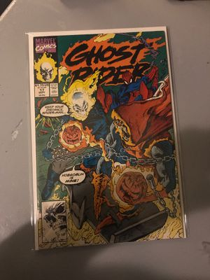 Ghost rider marvel comic for Sale in Tampa, FL