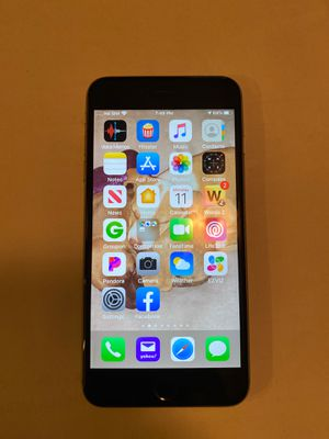 I phone 6 S plus for Sale in Gilbert, AZ