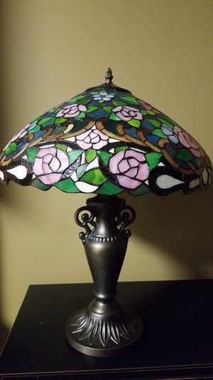Custom Tiffany one a kind Lamp for Sale in Palm City, FL