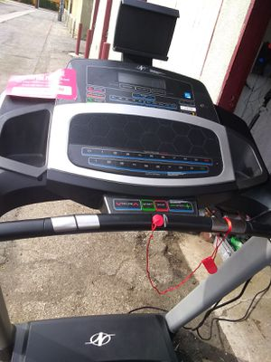 Treadmill Nordictrack new onli some scratches for Sale in West Covina, CA