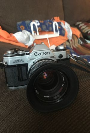 Canon ae-1 with 50mm 1.4 for Sale in Westminster, CA