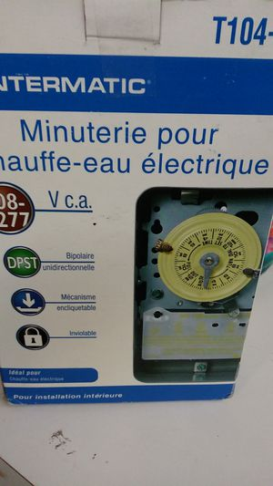 Water heater timer for Sale in Los Angeles, CA