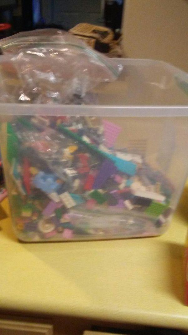 More than 15 lb legos