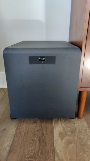 Klipsch SW 450 powered subwoofer. for Sale in Williamsburg, VA