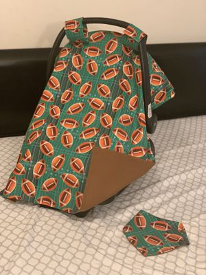 Car seat canopy & Bandana Bub for Sale in El Monte, CA