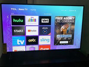 """50"""" TCL Roku Smart TV for Sale in Atlanta, GA"""