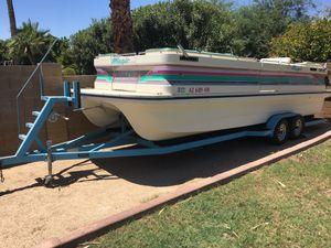 1992 magic 240 legend deck boat for Sale in Mesa, AZ