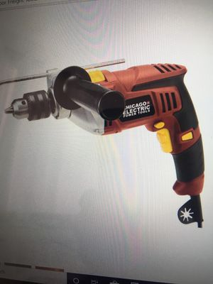 Variable speed hammer drill 1/2 inc 7.5 amp for Sale in Miami, FL