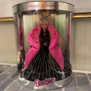 Happy Holidays Barbies Special Edition for Sale in St. Petersburg, FL