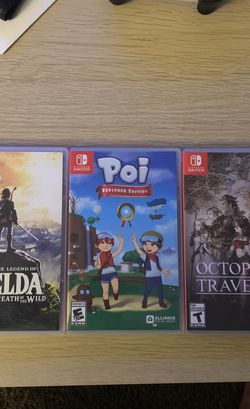 Switch Games for Sale in Clovis,  CA