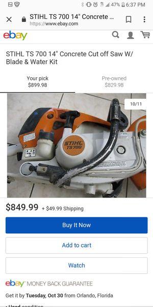 Concrete saw for Sale in Anaconda, MT