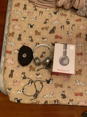 Beats solo 2 luxe edition for Sale in North Charleston, SC