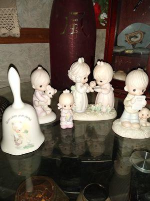 Precious moments figurines collection for Sale in Colton, CA