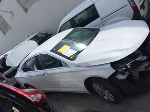 2017 Chevrolet Impala for parts parting out oem part for Sale in Miami, FL