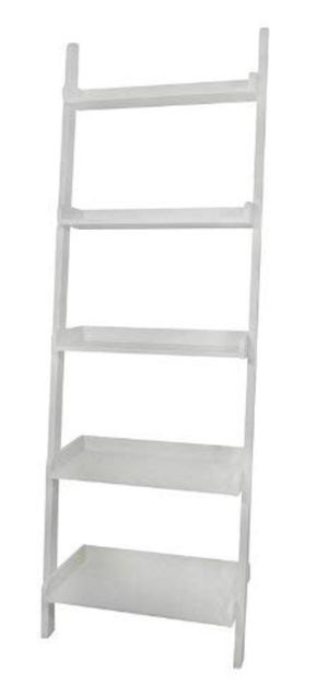 Set of 2 - 5 Tier Leaning Ladder Shelves for Sale in Dallas, TX