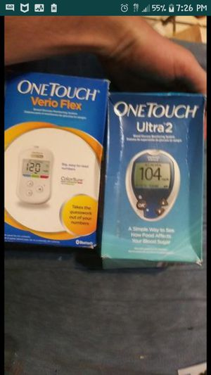 One touch ultra blue 2 meter for Sale in Glendale, AZ