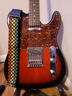 Telecaster electric guitar for Sale in Butte, MT