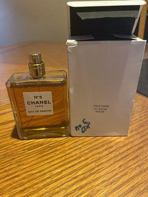 Chanel N°5 Eau De Parfum 3.4 Oz. Tester w/ Tester Box 100% AUTHENTIC!! WOMEN PERFUME (BRAND NEW) PLEASE READ DESCRIPTION!! for Sale in Philadelphia, PA
