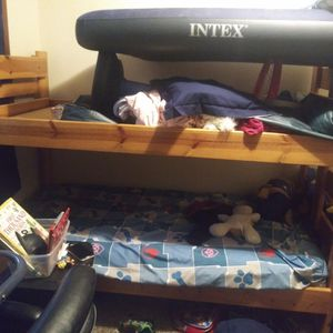 Wood Bunk Bed for Sale in Keizer, OR