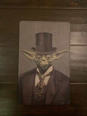 Yoda Amazon Kindle Fire Case for Sale in Manor, TX