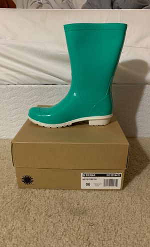 Ugg rain boots for Sale in Hayward, CA