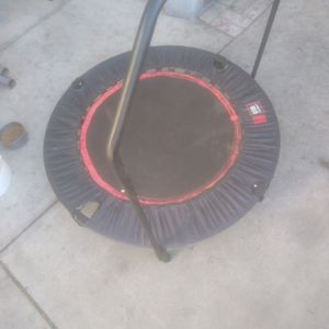 Exercise Trampoline for Sale in Grover Beach, CA